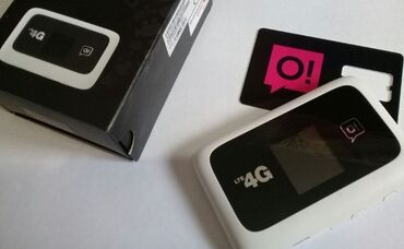 Продаётся вайфай роутер  4G 3G 2G  В хорошем состоянии не ползовалься
