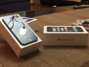 Iphone 5s(Обмена нет) в Бишкек