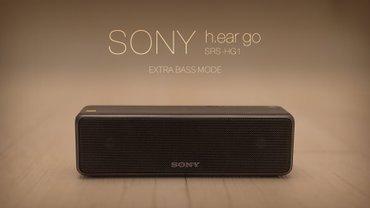 Sony h. Ear go srs-hg1 в Бишкек