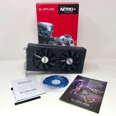 Sapphire Nitro+ Radeon RX480 OC 8GB GDDR5 PCI-E DUAL HDMI/DVI-D/DUAL в Кант
