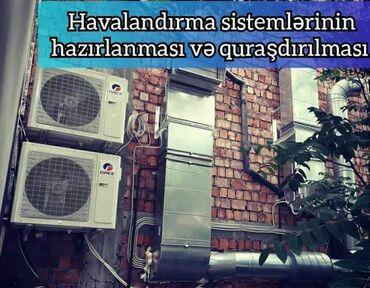 Quruducular - Azərbaycan: Havalandırma, isitmə və soyutma sistemləriBütün obyektlər, evlər və s