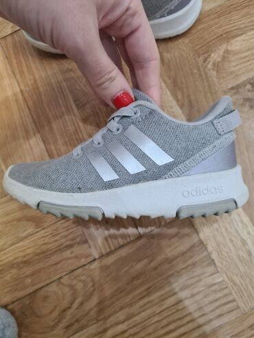 Dečija odeća i obuća - Nova Pazova: Adidas patike za devojcicu,velicina 25