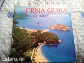 Katalog-album Crna Gora 1982 god. - Belgrade