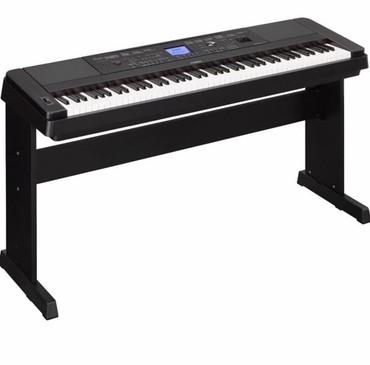 sale odezhda в Кыргызстан: Пианино цифровоеВнимание SALEНовый Yamaha DGX660.Новейшее