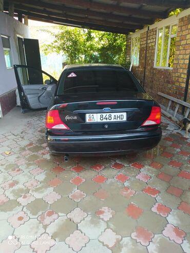 черный ford в Кыргызстан: Ford Focus 2 л. 2003   130000 км