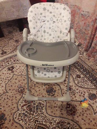 Продаю детский стул для кормления. 4000 в Бишкек