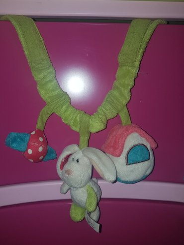 My first Nici ! Igracka za bebe. Moze se kaciti na krevetac ili kolica - Beograd