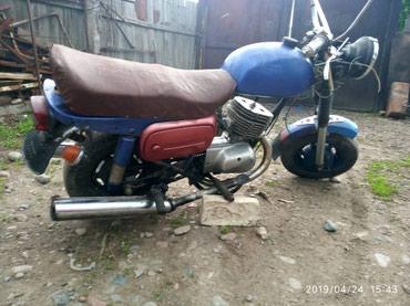 спортивный мотоцикл дукати в Кыргызстан: Мотоцикл миник. прошу 25000сом. Звоните+