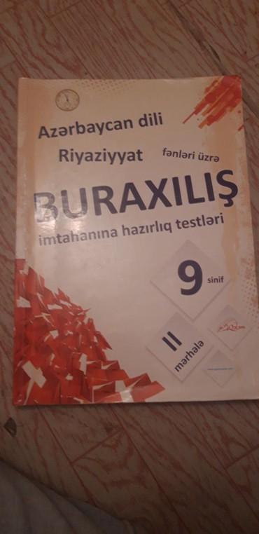 buraxılış - Azərbaycan: Buraxilis ikinci merhele test