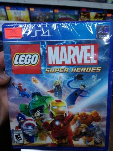 Lego marvel super heroes в Баку