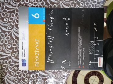 Test Kitabları 1)İngilis-dili 2) Azerbaycan-dili 3)Riyaziyyat