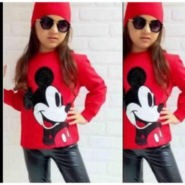 Dečija odeća i obuća - Veliko Gradiste: Trodelni kompletici za devojcice  Od 4 do 10 Samo 2200 din  NR Deblji