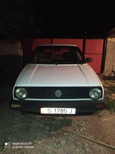 Volkswagen Golf 1.3 л. 1988 | 97000 км