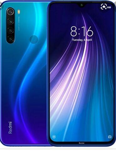 Электроника - Узген: Xiaomi Redmi Note 8   64 ГБ   Синий   Гарантия