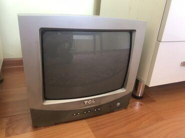 Телевизор б/у маленький