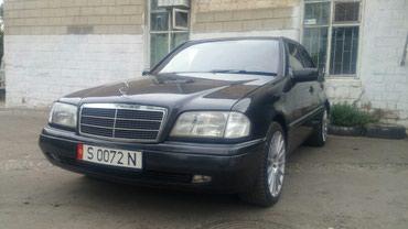 Mercedes-Benz C 180 1993 в Бишкек