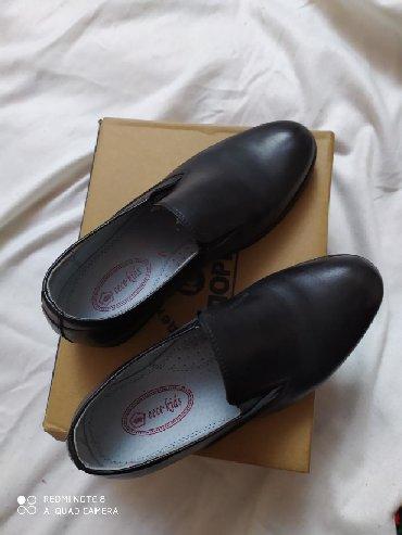 Детская обувь в Джалал-Абад: Продаю туфли.Состояние почти новый.Один раз на 1-й Сентябрь одевал Так