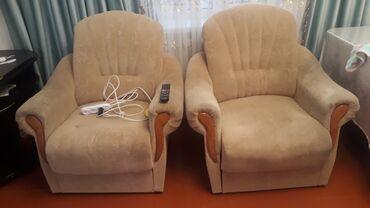 352 объявлений: Продаю комплект мебель 4ку два кресла два дивана, состояние хорошее