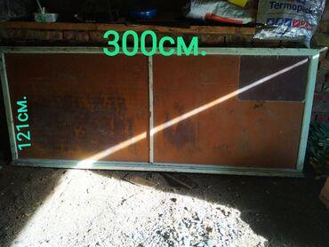 Доски стеклянная магнитно маркерная лаковые - Кыргызстан: Доска Город Кара-Балта