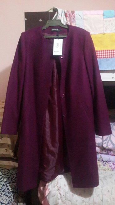 Новое пальто кашемир фирма в Бишкек