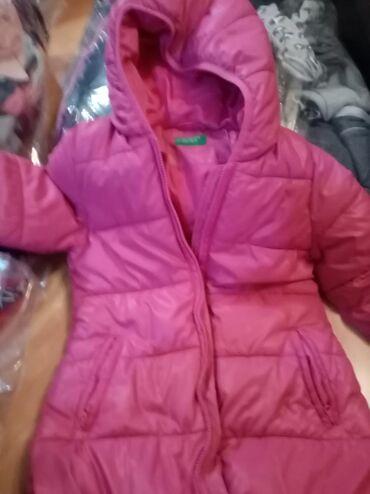Dečije jakne i kaputi | Kula: Beneton jakna vel. 130