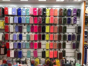 iphone-6-чехол в Кыргызстан: Чехлы silicon case ( IPhone 6/6s,7/8,7/8+,6+,X/XS, 11,11pro, 11Pro Max