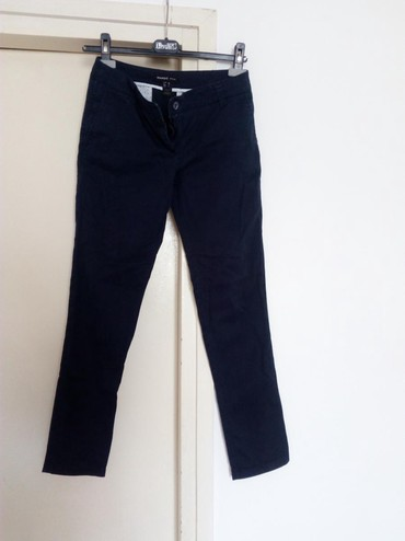 Plave pantalone - Srbija: Mango teget pantalone