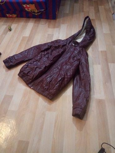 Jakna za devojcice kao koznjak,unutra postavljena topla..velicina - Sremski Karlovci