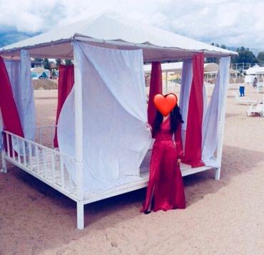 шелковое платье в пол в Кыргызстан: Шикарное шелковое платье DG в пол, одевала один раз, на пару часов