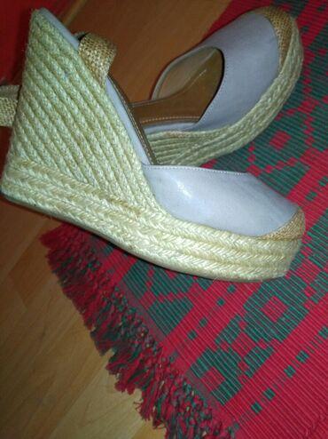 Farmerke-th - Srbija: Nove Kitten sandale na platformu, br.38