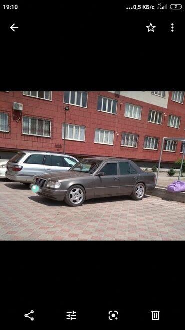 диски автомобильные в Кыргызстан: Mercedes-Benz 220 2.2 л. 1993