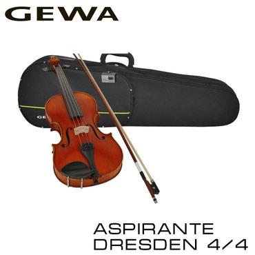 Скрипка: Скрипичный комплект 4/4 Gewa Aspirante DresdenСкрипка GEWA