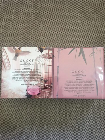Gucci Bamboo, Limited edition Parfem 75ml - Nis
