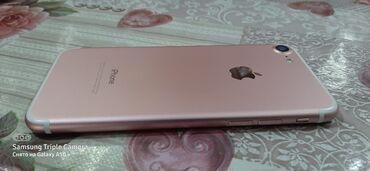 соски в Кыргызстан: Б/У iPhone 7 32 ГБ Розовый