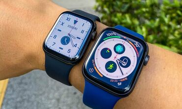 Kişi Qol saatları Apple