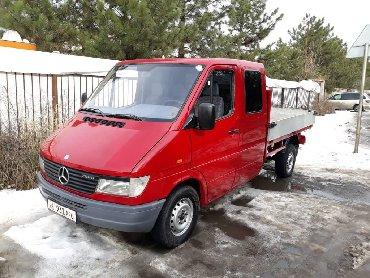 Купить грузовик до 3 5 тонн бу - Кыргызстан: Продаю бус спринтер грузовой пригнан в октябре 2019 г свежий оформлен