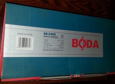 Продаю болгарку ( УШМ ) 230 мм (диаметр круга) новая в упаковке. в Бишкек