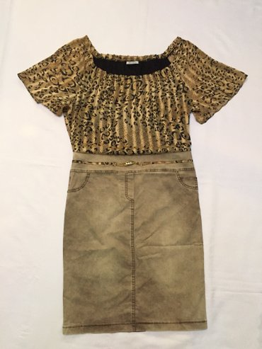 Продаю интерессное платье, размер xl, производство Турция. в Кант