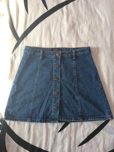 Terranova suknja potpuno nova, nije nosena. Velicina xs , moze i s  - Novi Sad