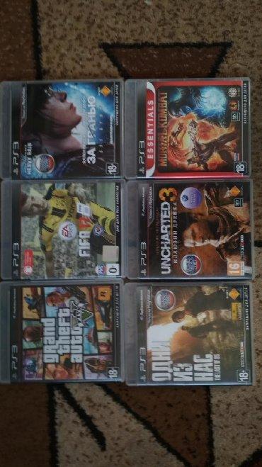 наушники sony sth30 в Кыргызстан: Игры на Sony Playstation 3 сос 10/10