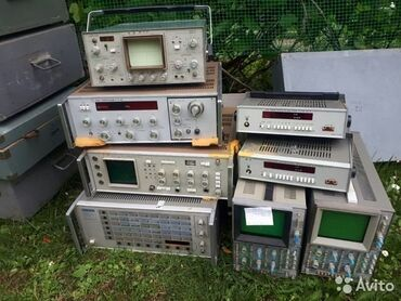 электронные термометры в Кыргызстан: Покупаю Советские Электронные Измерительные приборы Осциллографы