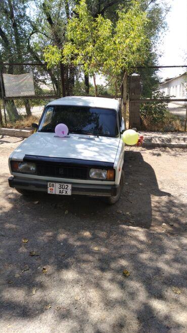 белая kia в Ак-Джол: ВАЗ (ЛАДА) 2105 1.5 л. 2004