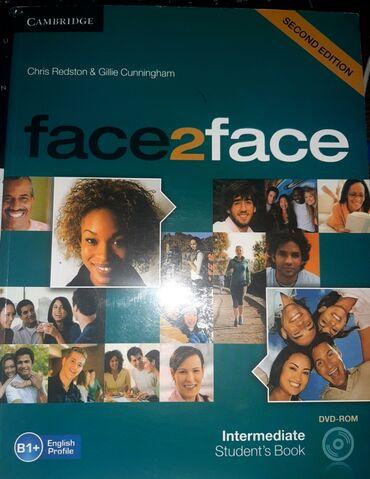 pocket book - Azərbaycan: Face2face intermediate student book+work book+cd