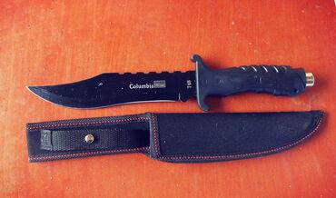 Sport i hobi - Loznica: Noževi lovački(Columbia 748 i Afrički lov.nož)stanje izuzetno kao na