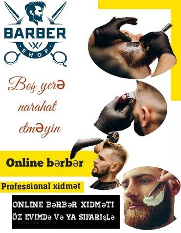 berber mebeli - Azərbaycan: Online berber xidmeti