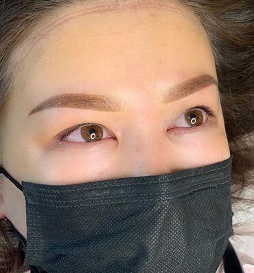 Мода, красота и здоровье - Кыргызстан: Акция! Акция! Акция! • Теневая растушевка бровей• Пудровое напыление