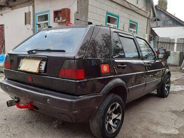 Volkswagen в Кыргызстан: Volkswagen Golf 1.8 л. 1990