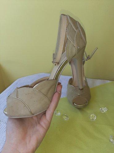 Ženska obuća | Backa Topola: Elegantne štikle Prikladne uz svaku kombinaciju i u dobrom su stanju