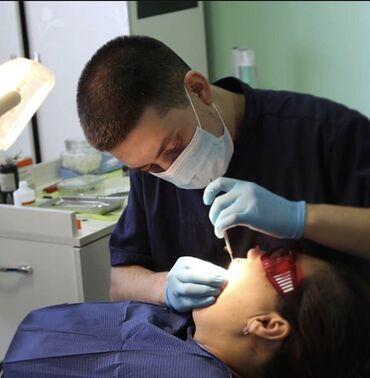АКЦИЯ!!!Все виды стоматологических услуг:- лечение острых зубных болей
