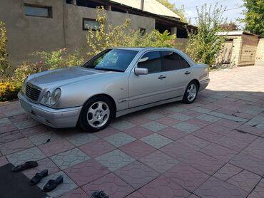Автомобили - Лебединовка: Mercedes-Benz E 430 1998